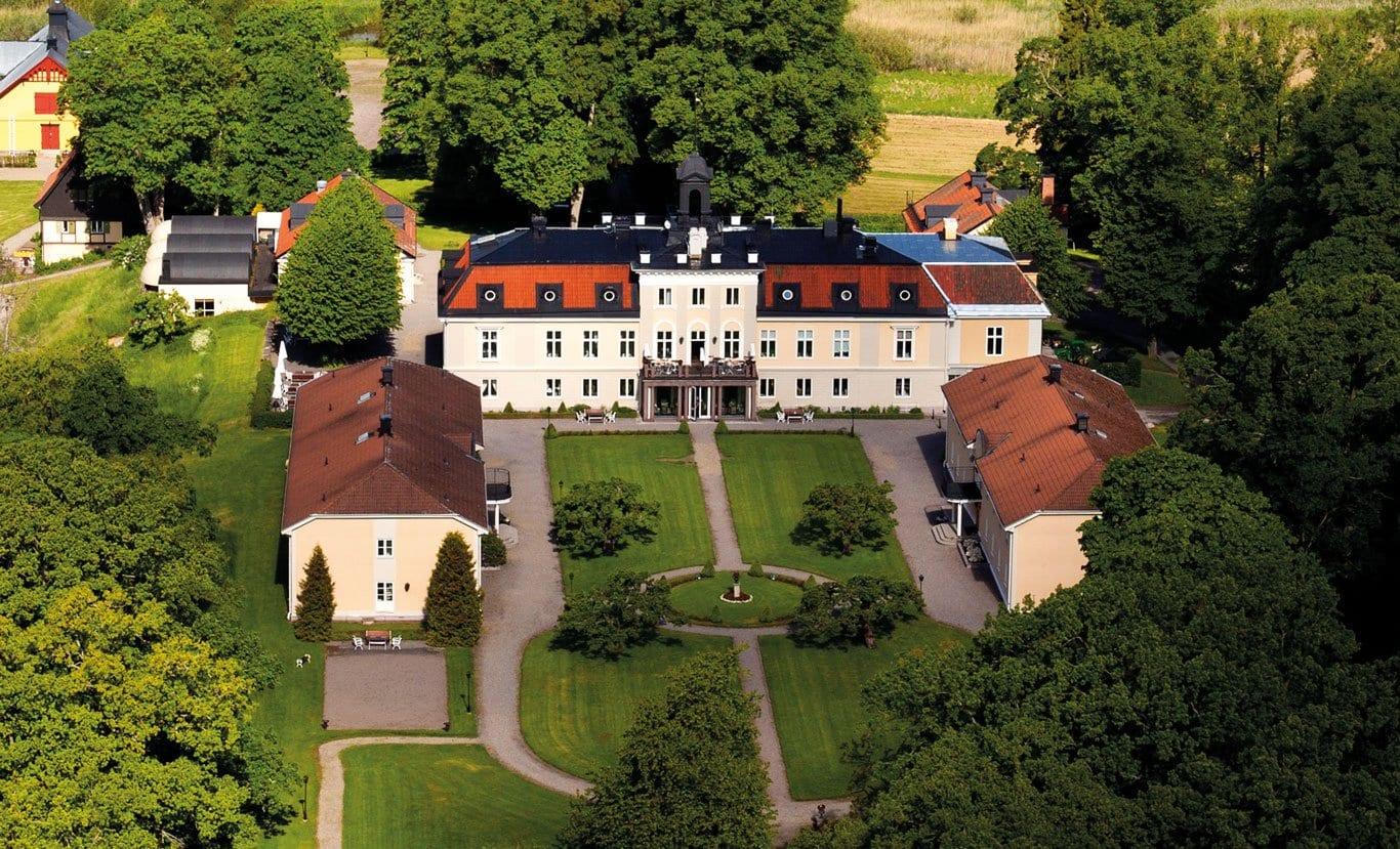 Nature & Spa på Södertuna slott, en vistelse med det bästa av två världar