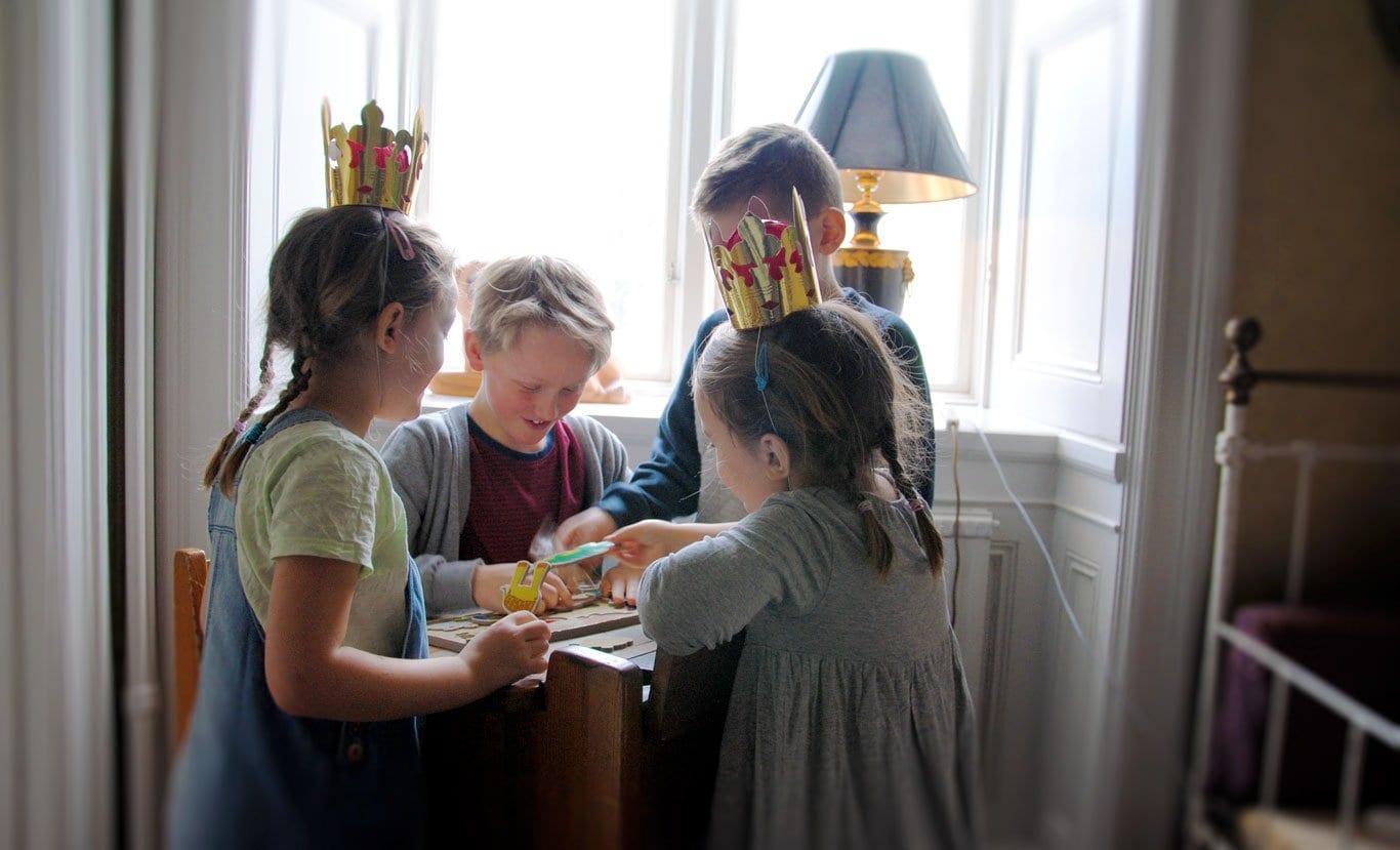Höstens roligaste vecka – Barnslig vecka på Södertuna Slott