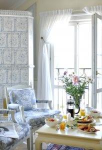 Gripsholms Värdshus Frukost