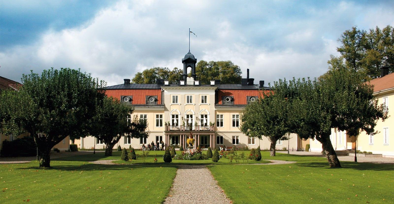 Rösta på Södertuna Slott till Årets Slottshotell 2018 - vinn en lyxig slottsweekend