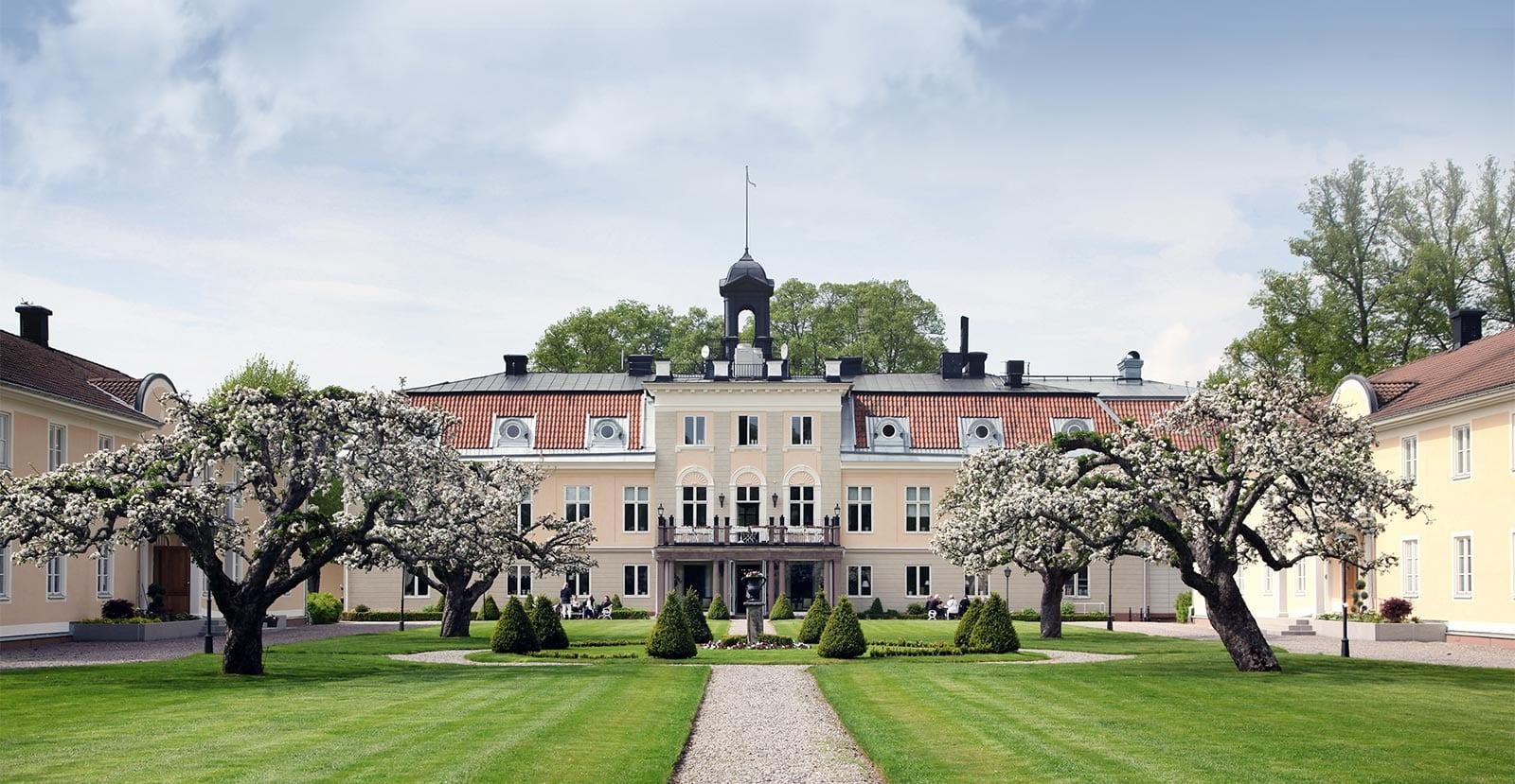 Södertuna Slott utsedda till Årets Slottshotell 2018