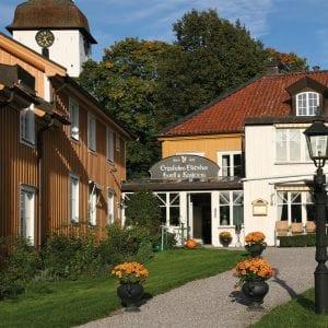 Höst kick-off på Gripsholms Värdshus