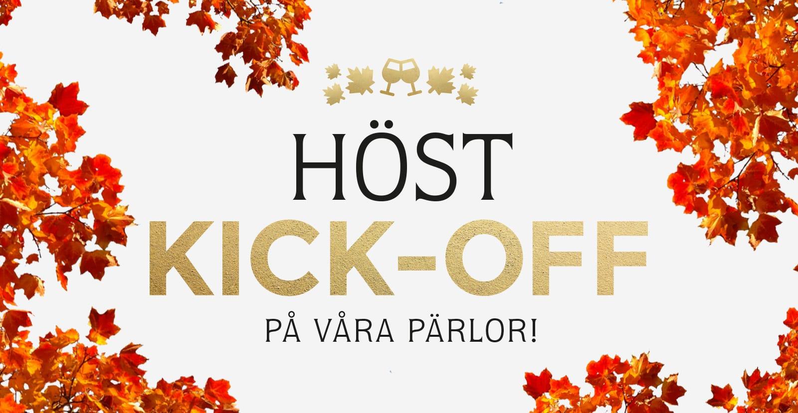 Höstens kick-off på Svenska Kulturpärlor