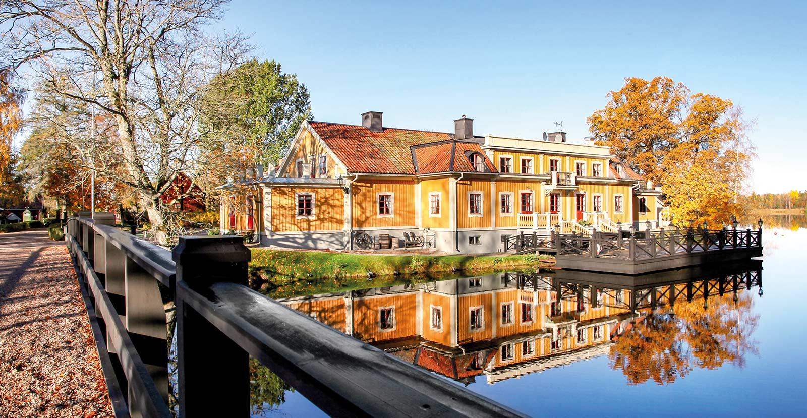 Historiska samlingar på Dufweholms Herrgård