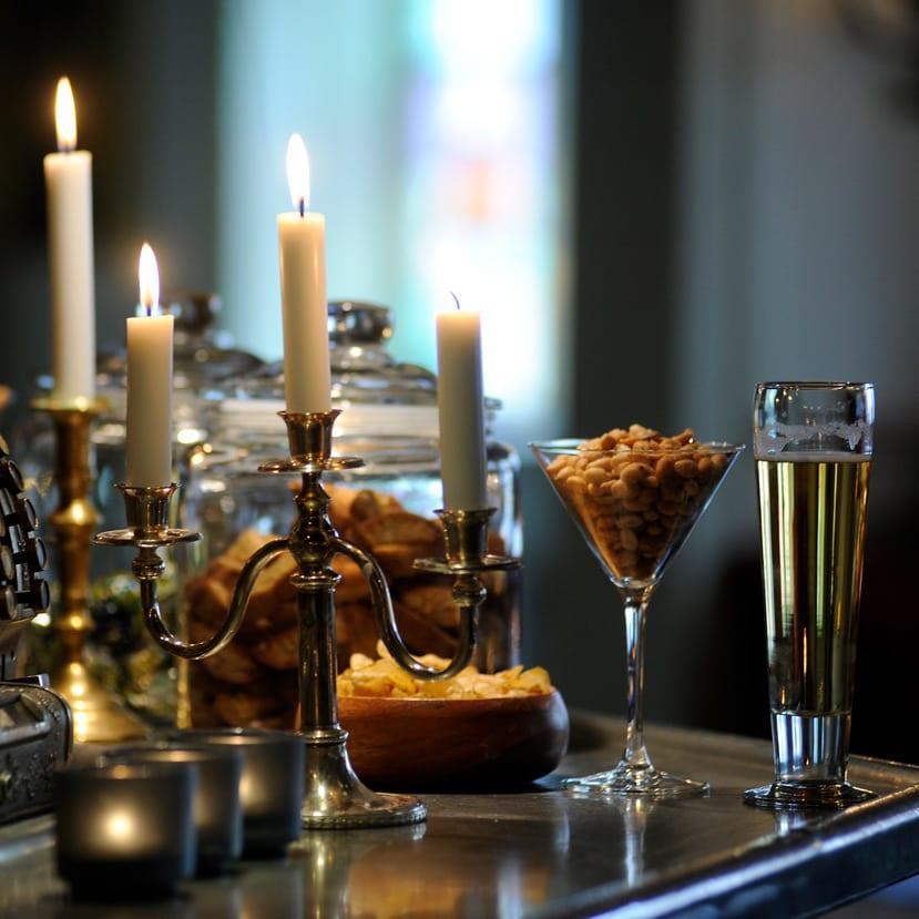 God mat och dryck på Skänken i Mariefred