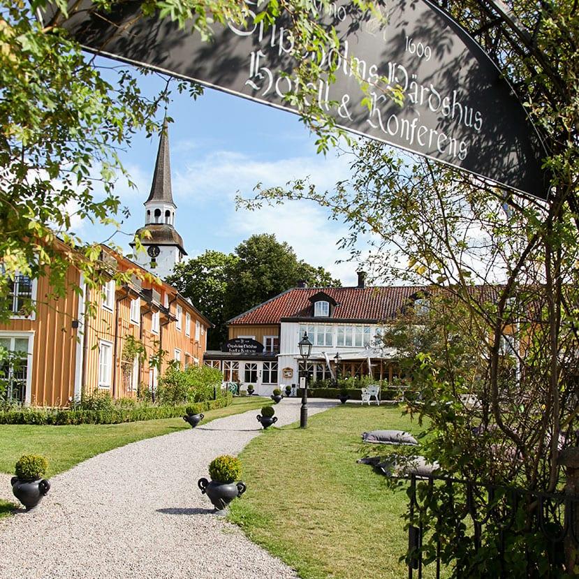 Sommar på Gripsholms Värdshus