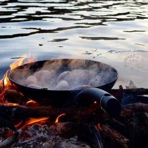 Fiske vid Sörmlandsleden