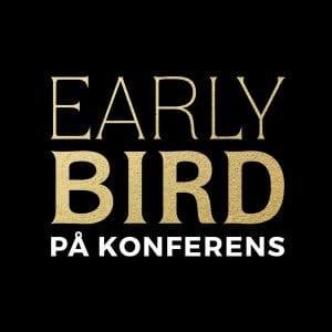 Early Bird på Svenska Kulturpärlor